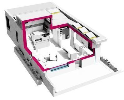 Incroyable - ce bâtiment parvient à générer cinq fois plus d'énergie qu'il n'en consomme - zoom sur la technique | BONHOMME BATIMENTS INDUSTRIELS | Scoop.it