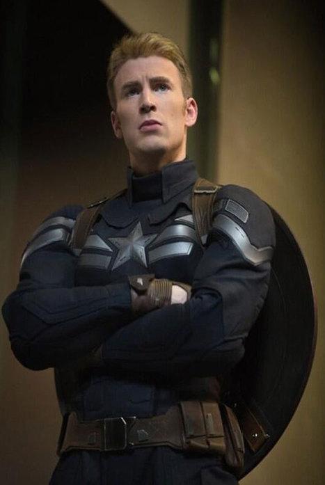 Saa Party Mode Captain America 2 Leather Jacket - napilt $ 170 | Leather Jacket Stylish | Scoop.it