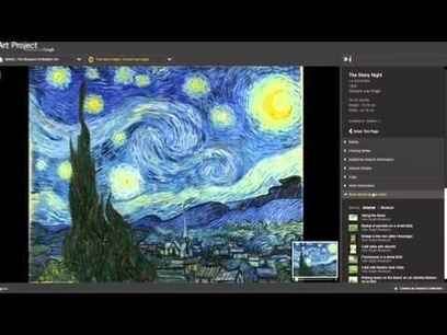 Google's Art Project: Tour the World's Finest Paintings In Eye-Blasting Resolution | Reading and Writing Connection | Scoop.it
