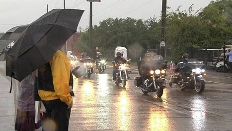Motorcyclists remember Native Americans through Trail of Tears Ride - WRCB-TV   Native Americans   Scoop.it