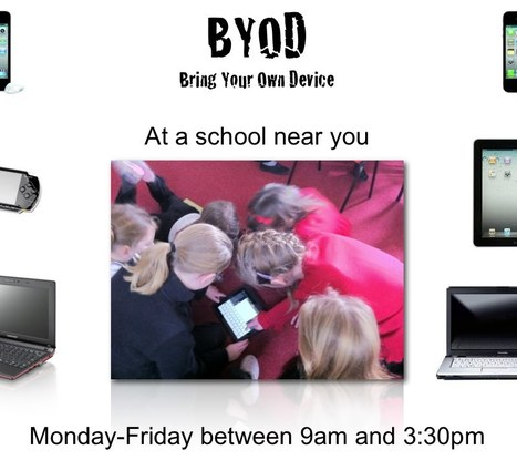 BYOD – It makes a lot of common sense | BYOT @ School | Scoop.it
