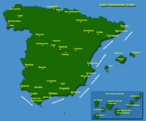 Best Spanish Websites | Teaching Foreign Languages | Scoop.it