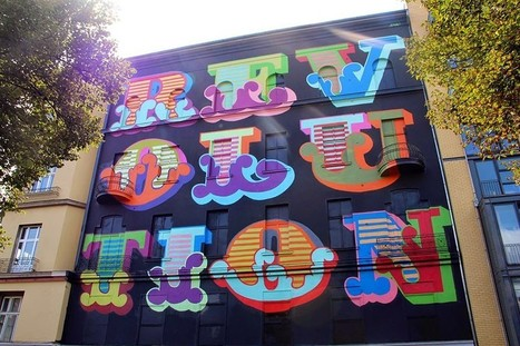 Berlin Finally Gets Its Own Street Art Museum | World of Street & Outdoor Arts | Scoop.it