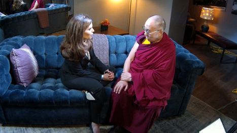 The Dalai Lama On Materialism, Getting Older - NBC News | Compassion | Scoop.it