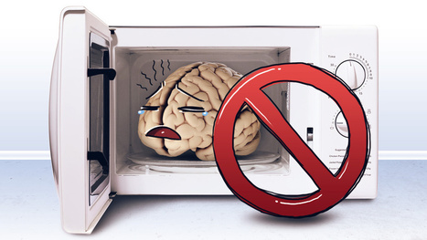 "Re-Train Your Brain to Overcome ""Microwave Mentality"" 