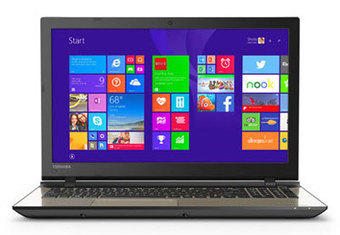 Toshiba Satellite L50-CBT2N22 Review - All Electric Review | Laptop Reviews | Scoop.it