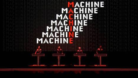 Kraftwerk - Pop Art | ARTE | art et machines | Scoop.it