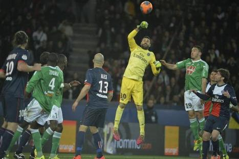 Football - Ligue 1 - 31e journée -  Nice-Paris-SG, 20h30 - Sirigu :   PSG   Scoop.it