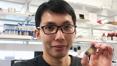 Post-Sapiens, les êtres technologiques - Meet Desmond Loke, the Innovator Under 35 who's re-inventing computer memory
