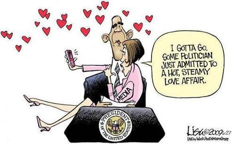 Obama's Hot Steamy Love Affair - | The Natty Conservative | Scoop.it