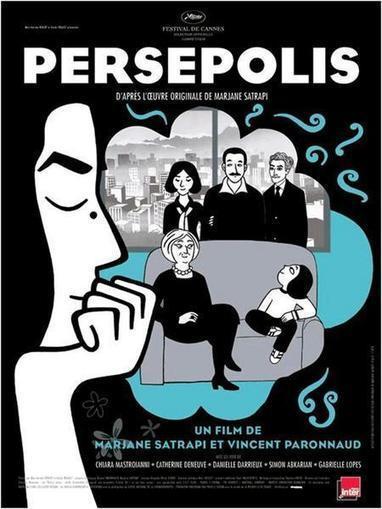 Persepolis -- film d'animation | Les Nouveaux médias | Scoop.it