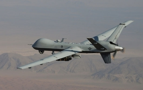American Drone Operators Are Quitting in Record Numbers | The Nation | disclosure | Scoop.it