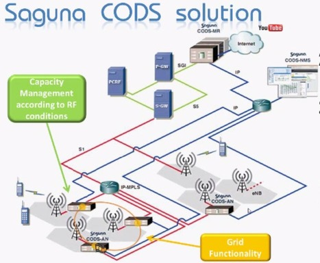 ADVA Optical Networking  to Demonstrate Cachejack™ which integrates Saguna cell-site cashing into FSP150 family | Efficient Backhaul | Scoop.it