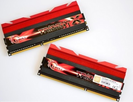 G.Skill Unveiling DDR4 Memory Plans and Fastest Clocked DDR3 Memory For LGA 2011 at IDF13 | Info-Pc | Hardware | Scoop.it