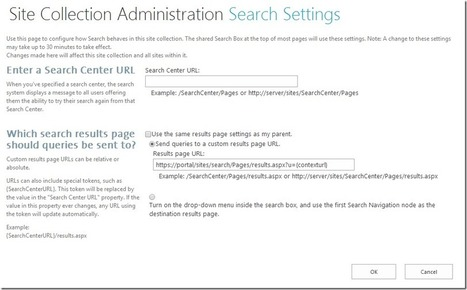 Improving contextual Search in SharePoint 2013 | Developer at War | SharePoint Wijzer | Scoop.it