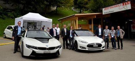 Elektromobilität:13 neue E-Ladestationen in Braunwald | Innovation and trends in tourism | Scoop.it