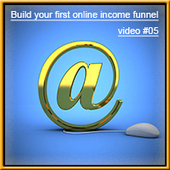 build your first online income funnel - vid 5 (autoresponder, optin box) | residual income & internet marketing & investing | Scoop.it