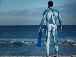 Australian firm creates world's first shark-proof wetsuits | Le super topic & Michel | Scoop.it