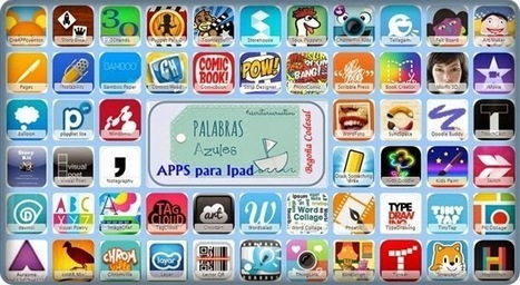 SYMBALOO de APPS para Ipad sobre Escritura Creativa | PaLaBraS AzuLeS | Bon APPétit! | Scoop.it