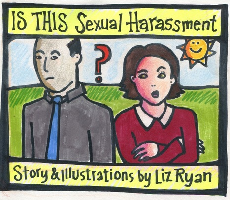 Is This Sexual Harassment? | Human Workplace | Scoop.it
