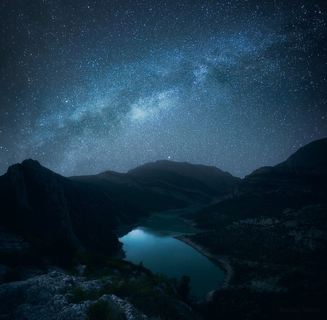 Boundless Immensity by Romain Matteï | Music, Videos, Colours, Natural Health | Scoop.it