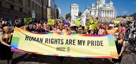Seksuaali- ja sukupuolivähemmistöt — Amnesty International | vähemmistöjenhistoria | Scoop.it