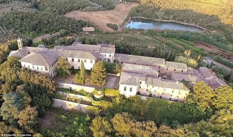 Medieval Tuscany village on sale for £30m complete with fruit farm and a church | Italia Mia | Scoop.it