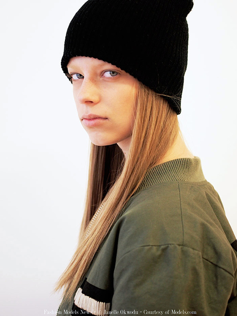 [seen on the web] 'Model Memorable Moments S/S 2014' by Lexi Boling, Carly Moore, Sarah Engelland & more... | via Models.com | CHICS & FASHION | Scoop.it