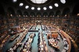 Bibliothèque Nationale de France | Atlas Obscura | Dr Koala | Scoop.it