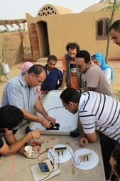 Icecairo: a platform for green technology innovations in Cairo - Daily News Egypt | Peer2Politics | Scoop.it