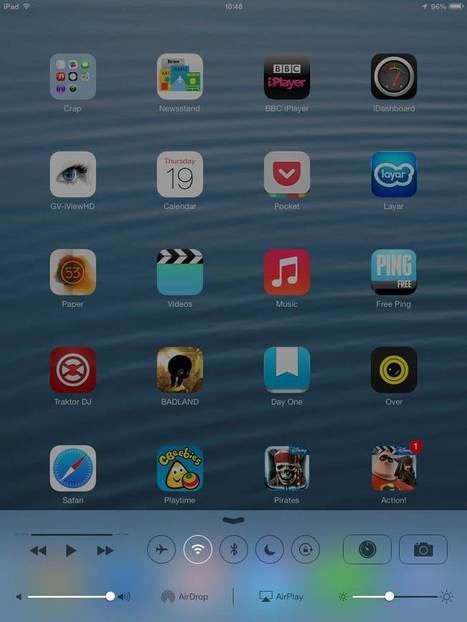 iOS 7: What Your Teachers and Students Need to Know | Into the Driver's Seat | Scoop.it