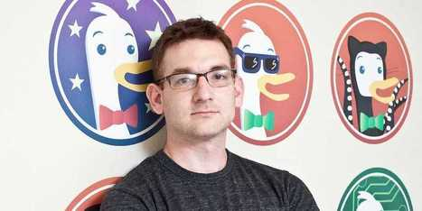 DuckDuckGo, The Search Engine That Doesn't Track You Like Google Does, Just Got A Lot Better   Technology Today   Scoop.it