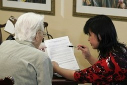 Help for the Elderly: Caring for a Loved One with Dementia | Health, fitness and awareness | Scoop.it