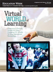 Education Week: Virtual World of Learning | 21st Century Teaching & Learning | Scoop.it