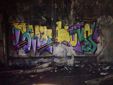 Wakse et Homek TU140 | Interviews graffiti et Hip-Hop | Scoop.it