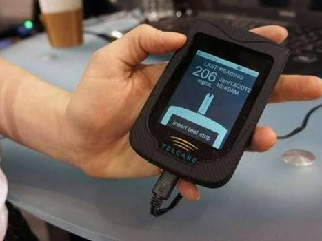 Review: Telcare Glucose Meter   Realms of Healthcare and Business   Scoop.it