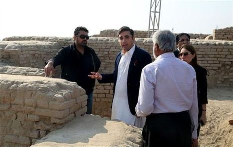 Experts oppose festival at Pakistani ancient site - Helena Independent Record | Ancient History | Scoop.it