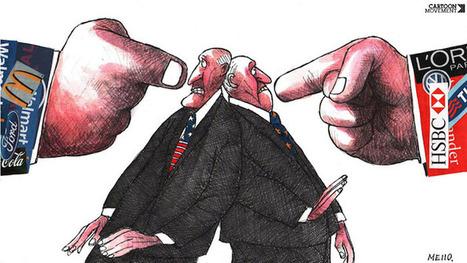 Groupes de pression : Comment les lobbys sapent les démocraties européennes | Focus sur l'Europe | Scoop.it