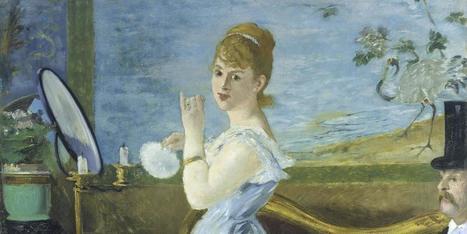 Manet | Hamburger Kunsthalle | Arts vivants, identité européenne - Living Arts, european Identity | Scoop.it
