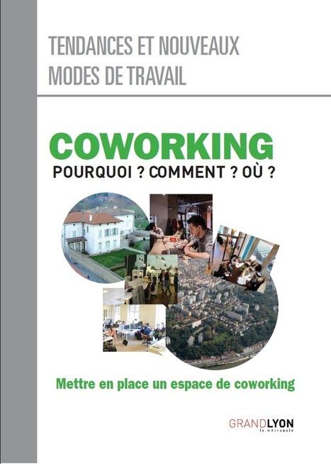 Ressources de la prospective territoriale et économique du Grand Lyon | Millenaire 3 | Le télétravail | Scoop.it