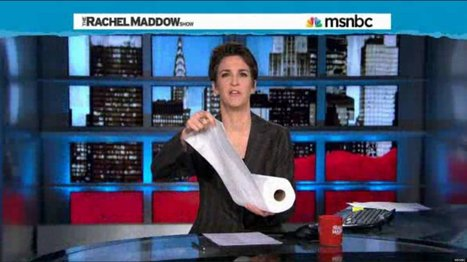 Maddow Slams Exxon's 'Paper Towel' Cleanup Efforts | JHS Energy | Scoop.it