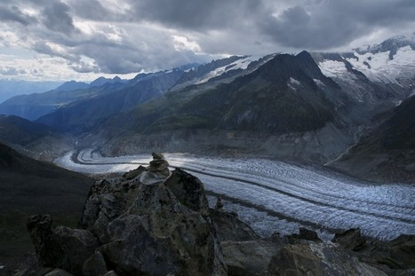 When Glaciers Transform Into Deadly 150-mph Avalanches | Conformable Contacts | Scoop.it