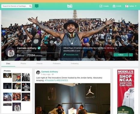 Tsu, le réseau social qui vous rémunère | Veille Pub Actu & Buzz | Scoop.it