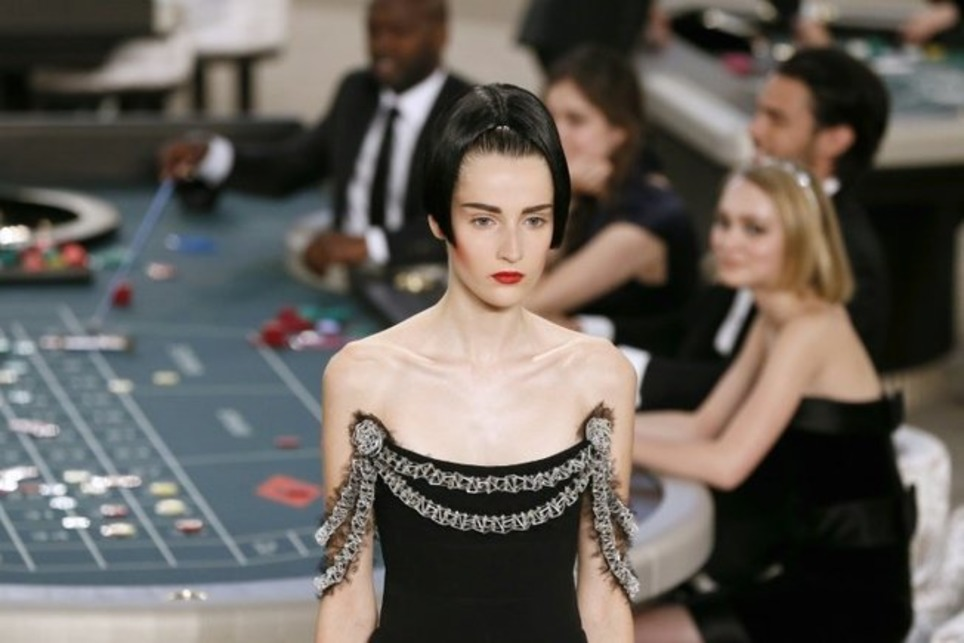 Chanel's Karl Lagerfeld Stuns the Celebrities With 3D Printed Fashion Design | 3D printing | Scoop.it