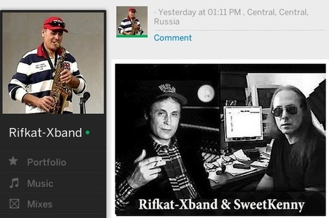 Rifkat-Xband. My Space...You are welcome! | Rifkat-Xband...My YouTube | Scoop.it