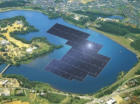 #Solar #Energy on #Reservoirs , Brownfields and Landfills — duanetilden | Engineer Betatester | Scoop.it