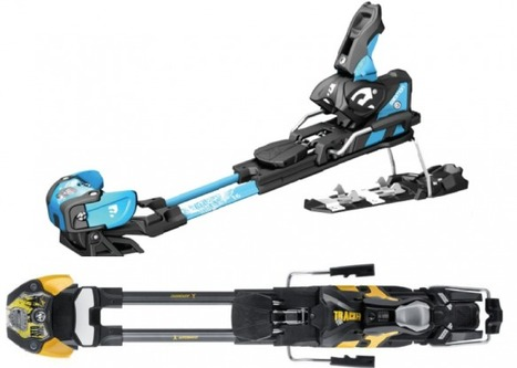 Fixations ski de randonnée : Salomon et Atomic arrivent sur le marché | Outdoor sports tomorrow | Scoop.it