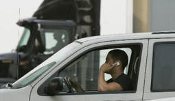 Cellphone traffic tickets are way down across California, but why? | Criminology and Economic Theory | Scoop.it