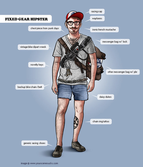 Why do all hipsters look the SAME? | News | Archinect | Urban Choreography | Scoop.it