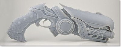 MIB 3's 3D Printed Weaponry | 3D Printing and Fabbing | Scoop.it